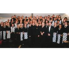 SCC Choir with Jannie Moolman - 2008